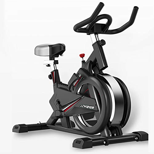 Spinning Bikes Ultra-Quiet Hometrainers comfortabele kussens Soft armleuningen Multi-Functionele Beugels Indoor Bicycle Sports Equipment voor Weight Loss