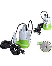 !!Profi!! Vlakke zuigpomp vermogen 250 watt, debiet: 6000 l/h zuigend tot 1 mm + !! Oververhittingsbeveiliging en droogloopbeveiliging!!