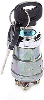 Kecheer Selector de bater/ía dual 12V 24V Interruptor principal 300A Interruptor principal Selector de interruptor de 4 posiciones para coche RV barco
