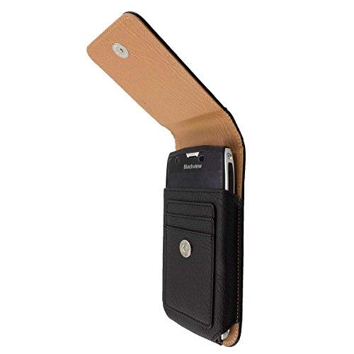 caseroxx Handy Tasche Outdoor Tasche für Cat S60, mit drehbarem Gürtelclip in schwarz