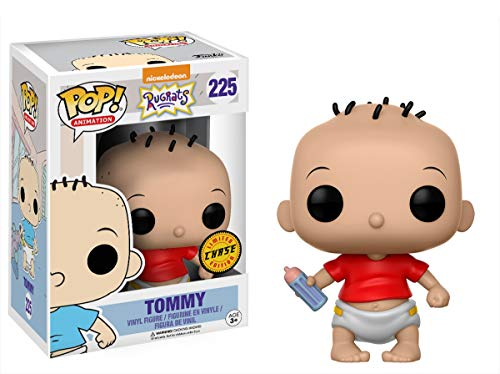 Funko POP! Animation Nickelodeon Rugrats: Tommy Limited Edition CHASE Toy Action Figure