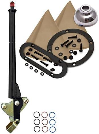 NEW before selling ☆ American Shifter 386565 Kit 4L80E 23 Brake Swan E Import Cable