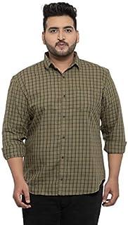 pluss Men's Regular Fit Shirt