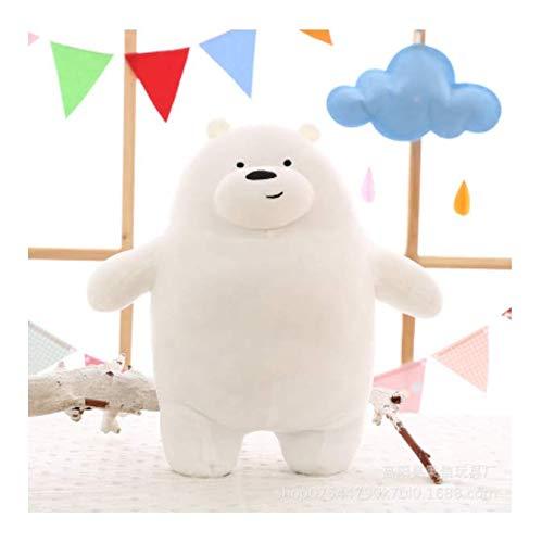 FEJK Kawaii Panda We Bare Bears Juguete de Peluche Oso de