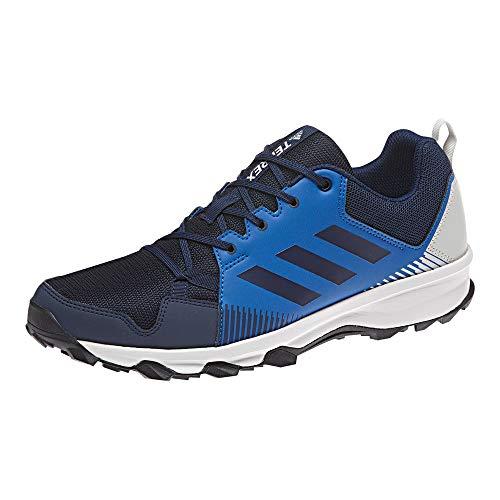 adidas Terrex Tracerocker, Zapatillas de Running para Asfalto Hombre, Azul (Collegiate Navy/Collegiate Navy/Grey 0), 41 1/3 EU