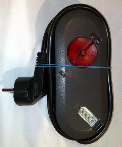 Wasserbett Heizung Regler Calesco Typ 90-ES/ 90-PTC - ohne Matte