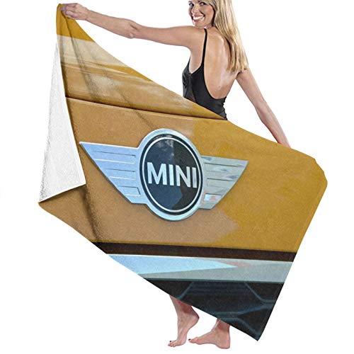 B-M-W - Mini toalla de baño para baño, súper absorbente, secado rápido, toallas de playa para gimnasio, camping, piscina, baño para niños