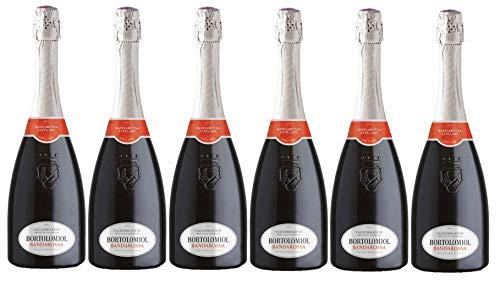 "Bortolomiol - ""Bandarossa"" Valdobbiadene Prosecco Superiore Extra Dry DOCG - [ 6 BOTTIGLIE x 750 ml ]"