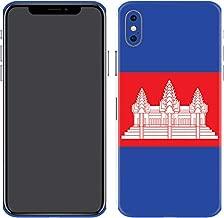 Switch iPhone X Skin Cambodia