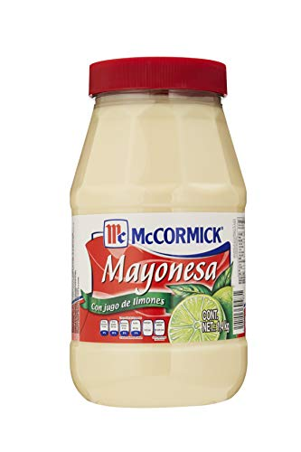 Mayonesa Mccormick marca McCormick