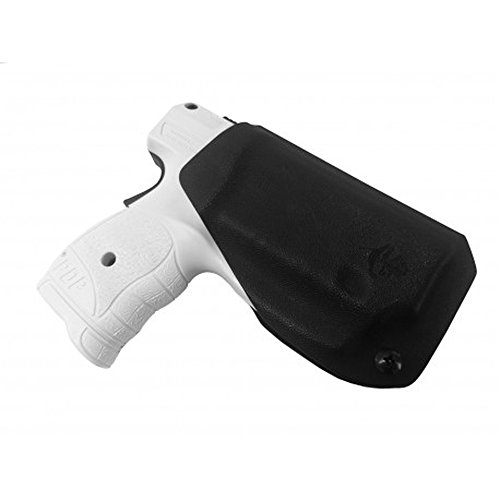 Tactical Gear - Fondo KYDEX para PDP Walther UMAREX Spray Pepper Derecha Negra