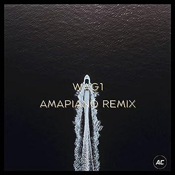WAG1 - Amapiano Remix