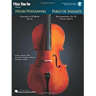 Wieniawski - Violin Concerto No. 2 in D Major, Op. 22 & Sarasate - Zigeunerweisen, Op. 20: Music Minus One Violin [With CD (Audio)] (Music Minus One (Numbered))