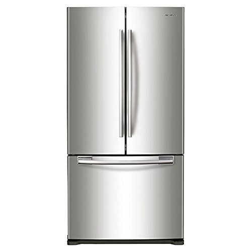 Samsung 20 Cu. Ft. Stainless Steel French Door Bottom Freezer Refrigerator
