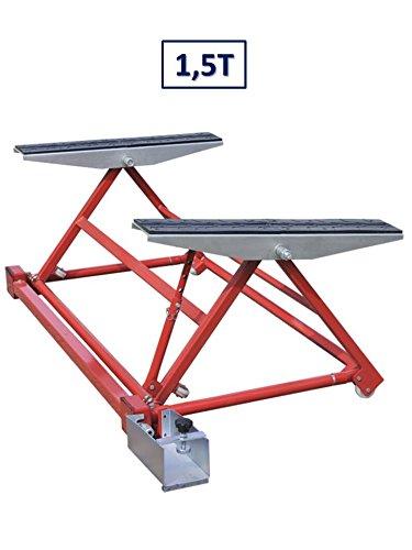 Mini Pont Mobile Basculant pour Levage Auto 1500 kg 1,5T