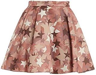 Elisabetta Franchi Luxury Fashion Donna GO39906E2W71 Rosa Poliestere Gonna | Autunno-Inverno 20