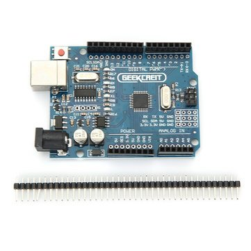Geekcreit UNO R3 ATmega328P Development Board For Arduino No Cable