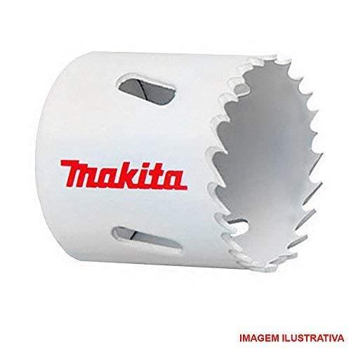 Makita D-35570 - Corona bimetallico di 102 mm per l\'acciaio, metallo, legno o plastica