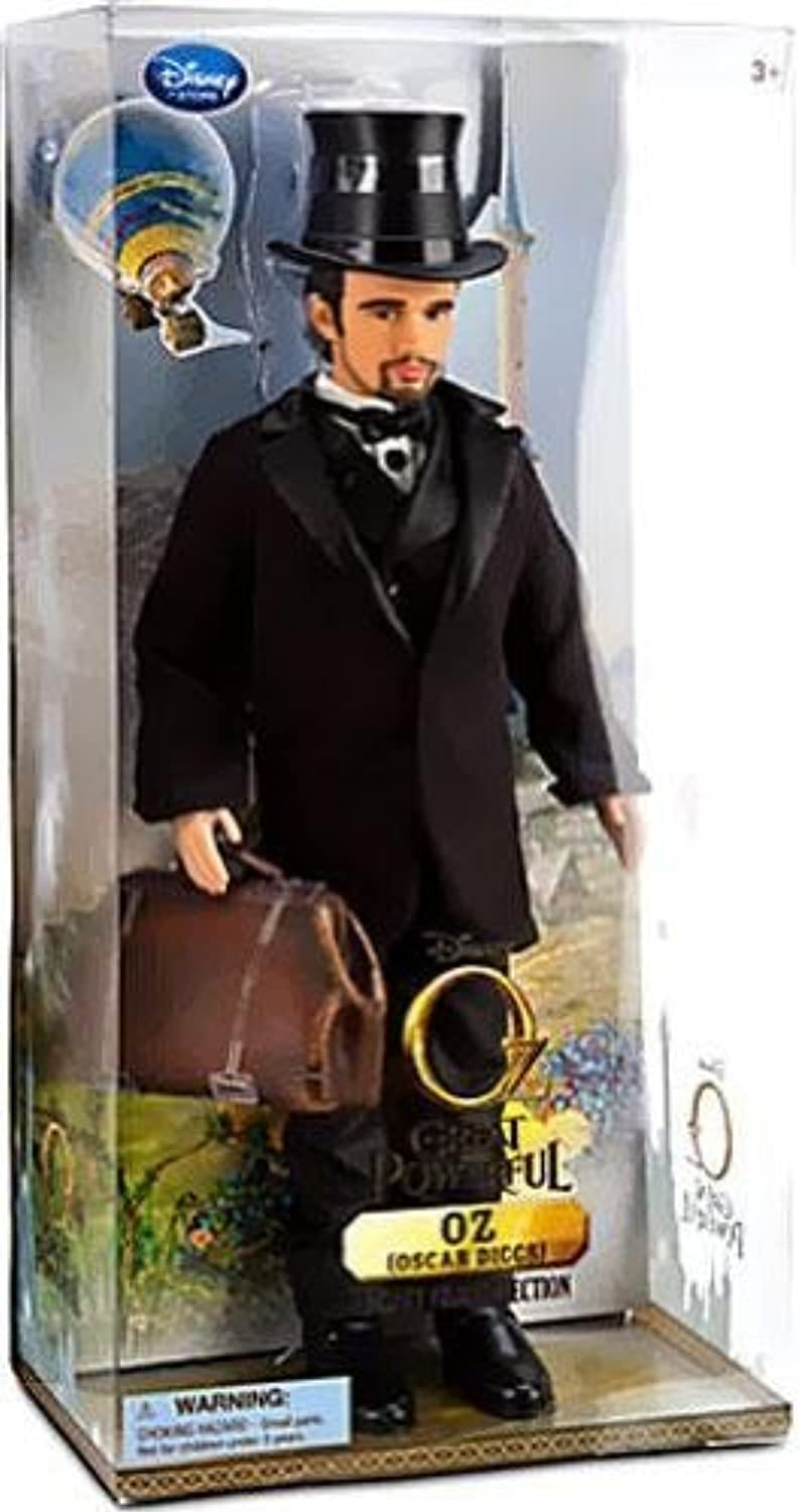 Disney Oz the Great & Powerful Doll - Oz [Oscar Diggs] -- 12  H by Disney