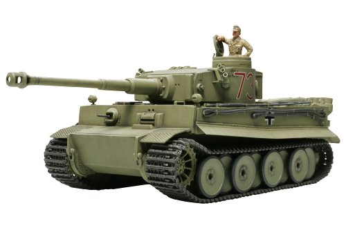 The Hobby Company Tiger I Africa-Corps 1:48