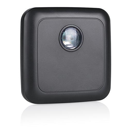 Smartwares SH5-TSY-A Outdoor SmartHome draadloze lichtsensor voor buiten, 3 V, zwart