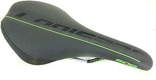 SDG Mountain Bike Saddle Seat Black/Green 245g Standard Rails New