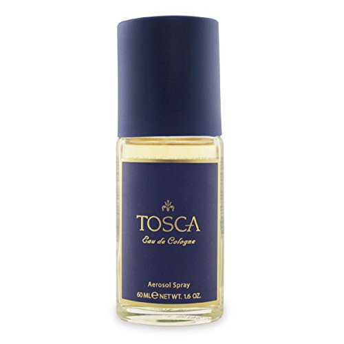 Leadoff Tosca eau de cologne aerosol 60ml spray by tosca by tosca