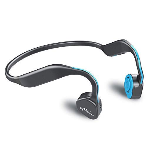 Bone Conduction Headphones Titanium Wireless Sport Headset Stereo...