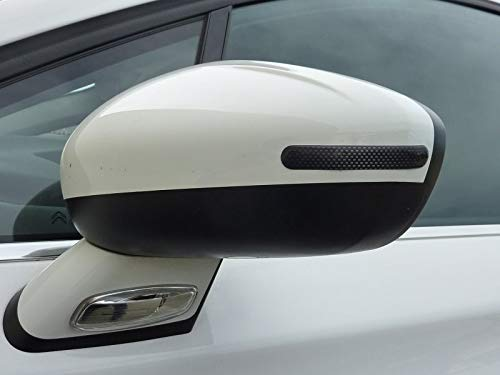 SXRKRZLB Pare-Chocs Arri/èRe De Garde De Coffre De Voiture DAutocollant De Protecteur De Fibre De Carbone pour Renault Megane 2 3 Duster Logan Clio Laguna 2 Captur Decal