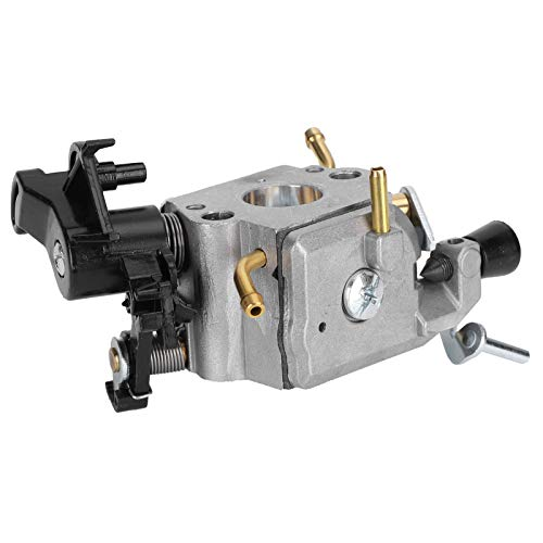 Carburador Piezas De Carburador C1M-EL37B Carb Carrupetor Encajadas para Husqvarna 445/450/445e / 450e / 450ii Herramienta De Jardinería De Reemplazo