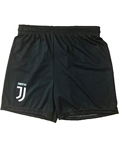 Pantalone Juventus Pantaloncini Nuovo Logo Replica Autorizzata Bambino Adulto 2017-2018, M