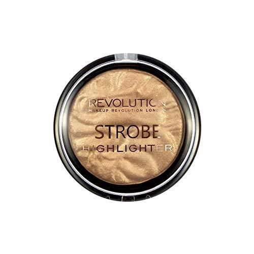 Makeup Revolution Strobe Highlighter Gold Addict