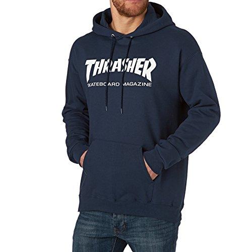 THRASHER Skate Mag Hood Sweat-Shirt pour Homme