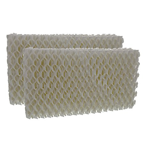 Tier1 Replacement for Emerson HDC-2R HDC-411 Models HD-500, HD-6200, HD-7002, HD-7005, HD-70021, HD-70050 Humidifier Wick Filter 2 Pack