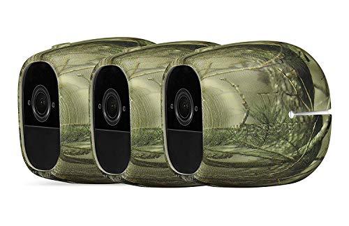 3 x Silikon Skins kompatibel mit Smart Home Security Arlo Pro & Arlo Pro 2 drahtlose Kameras - von Wasserstein