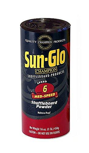 Find Discount Sun-Glo #6 Speed Shuffleboard Powder Wax - 24 lbs.