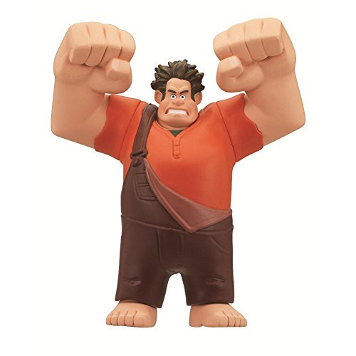 1 X Wreck-It Ralph Action Figure - Ralph 3 figure by Disney