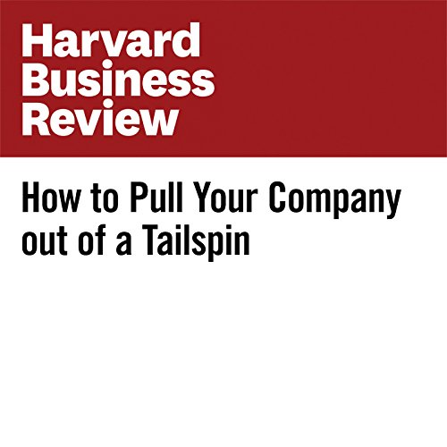 How to Pull Your Company out of a Tailspin audiobook cover art