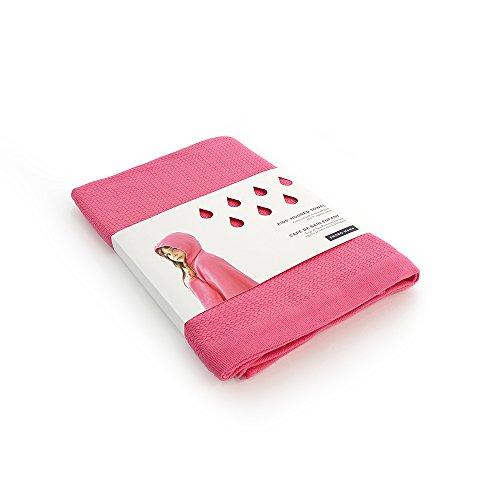 EKOBO Home - Toalla para niños, Flamingo, 3 a 10 años