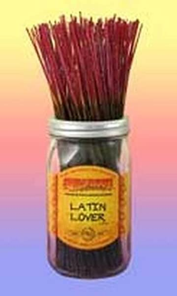 Wildberry Incense Latin Lover 100Pcs