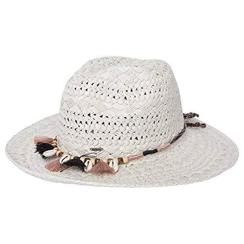Pepe Jeans - PL040301 Vanya Hat - Sombrero DE Paja Estilo Panama - para Mujer
