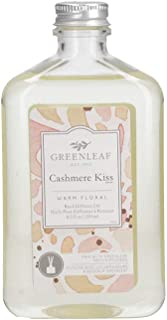 GREENLEAF Reed Diffuser Oil - Cashmere Kiss - Last Up to 3 Months - Made in The USA