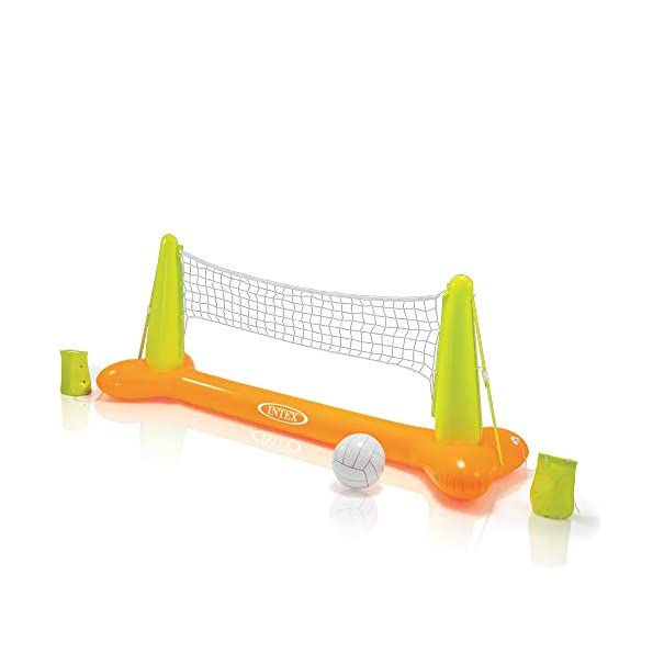 Gioco Volley Galleggiante per piscina - Intex