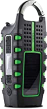 Eton Rugged Multipowered Portable Emergency Weather Radio & Flashlight