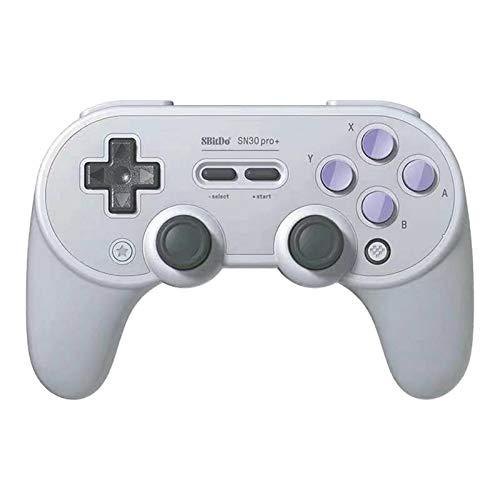 Akin Manette sans fil pour Nintendo Switch, Bluetooth Manette Switch Pro, Switch controller avec Batterie Rechargeable