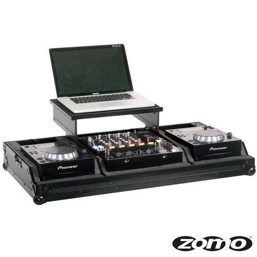 Zomo Set 200 Plus NSE - Flightcase für 2x CDJ-200 + 1x 12
