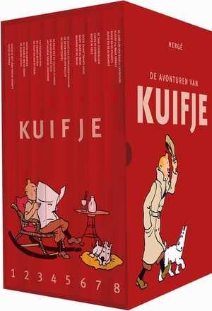 Tintin, coffret mini intégrale