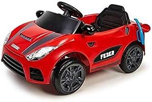 Feber Rideon My Real Car 6V UK C19