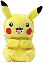 HORI Pikachu Plush Pouch for New Nintendo 3DS XL Officially Licensed by Nintendo & Pokemon - Nintendo 3DS;