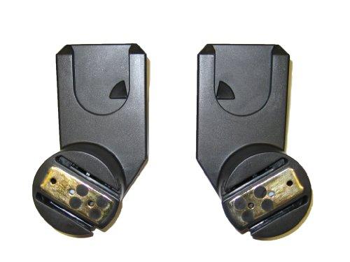Quinny SPQ6569520 Set d'adaptateurs pour nacelle Zapp/Zapp Xtra